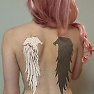 Angel Wings by Sorcha Whitehorse ©