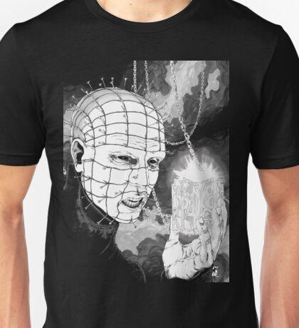 Original Pinhead Hellraiser Horror Design Unisex T-Shirt