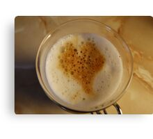 Have a Coffee on Me !!! Canvas Print
