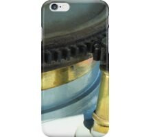 Lighthouse Lens Gears iPhone Case/Skin