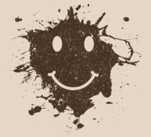 Vintage Mud Smiley T-Shirt