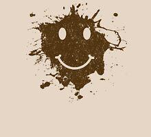 Vintage Mud Smiley Unisex T-Shirt