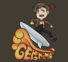 Geronimo Surf by hellredsky