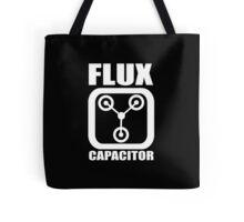 FLUX CAPACITOR, Funny, Humor Tote Bag