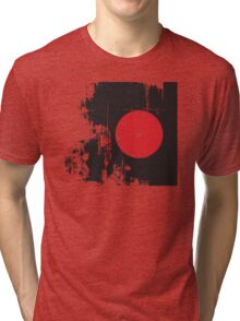 Faded Vinyl Tri-blend T-Shirt