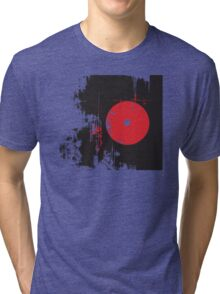 Faded Vinyl Tri-blend T-Shirt