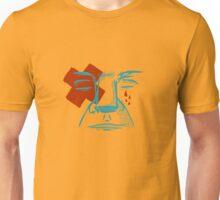 Man Sad Unisex T-Shirt