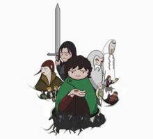Tolkien Time - The Fellowship T-Shirt
