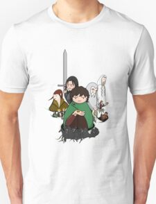 Tolkien Time - The Fellowship Unisex T-Shirt