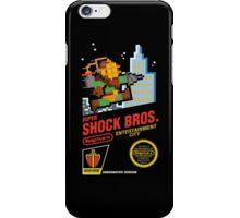 Super Shock Bros iPhone Case/Skin