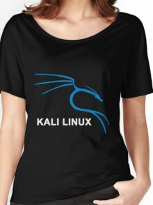Kali Linux Tees Women's Relaxed Fit T-Shirt