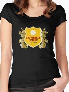 Calvinball 03 Women's Fitted Scoop T-Shirt