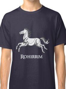 White horse of Rohan Classic T-Shirt