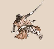 Ninja Stands Up Unisex T-Shirt