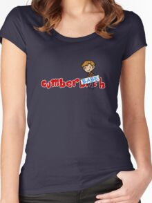 Benedict Cumberbabe Women's Fitted Scoop T-Shirt