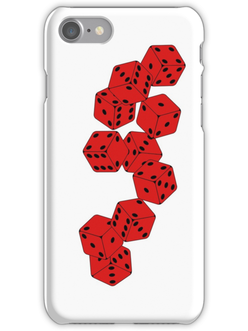 Red Dice by lomm