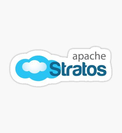 apache stratos sticker Sticker
