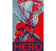 Hero Photographic Print