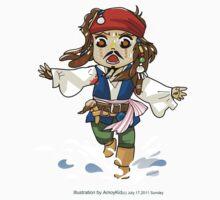 Chief Jack Sparrow Kids Clothes