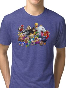It's-a me, Mario! ... or not?  Tri-blend T-Shirt
