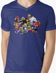 It's-a me, Mario! ... or not?  Mens V-Neck T-Shirt