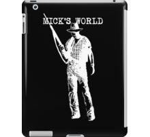 Mick's World iPad Case/Skin