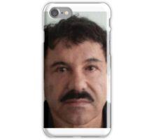 EL CHAPO   MUGSHOT iPhone Case/Skin