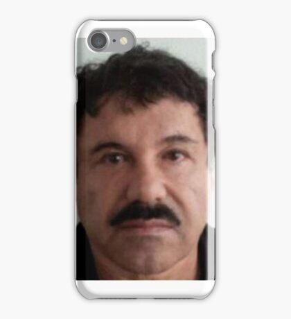 EL CHAPO | MUGSHOT iPhone Case/Skin