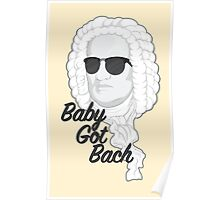 Baby Got Bach Poster