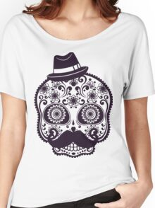 Mexican skull Women's Relaxed Fit T-Shirt