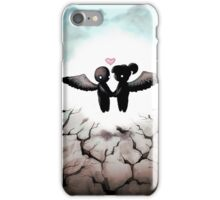 The World Comes Crashing Down iPhone Case/Skin