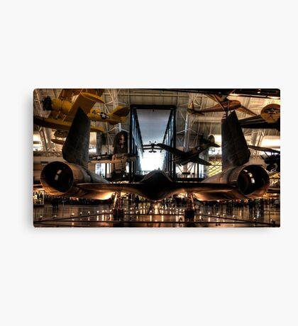 SR-71 Canvas Print