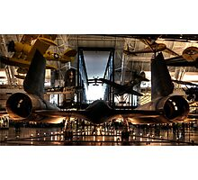 SR-71 Photographic Print