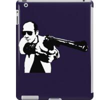 Hunter S Thompson - Gun - Large iPad Case/Skin