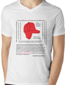 Holden Said Mens V-Neck T-Shirt