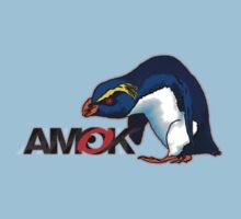 AMOK - VXP - vin the xtreme penguin Kids Clothes