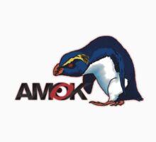 AMOK - VXP - vin the xtreme penguin Kids Clothes