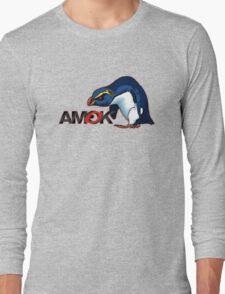 AMOK - VXP - vin the xtreme penguin Long Sleeve T-Shirt