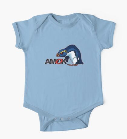 AMOK - VXP - vin the xtreme penguin One Piece - Short Sleeve