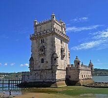 Belém Tower (Torre de São Vicente) by eabrams