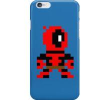 8-Bit Merc iPhone Case/Skin