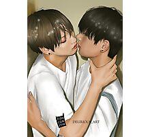 Taekook #3 Photographic Print