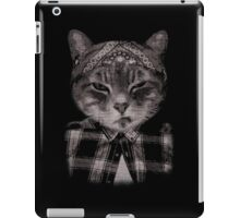 OG Cat (Platinum) iPad Case/Skin