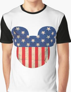 Mickey the Mouse Graphic T-Shirt