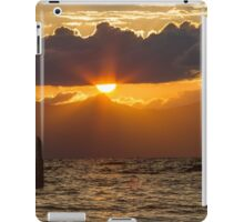 Sunset at Zephyr Cove iPad Case/Skin