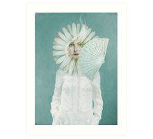 Pale Dreamer Art Print