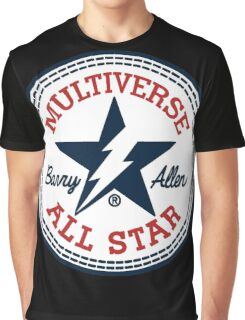 Multiverse All Star Graphic T-Shirt