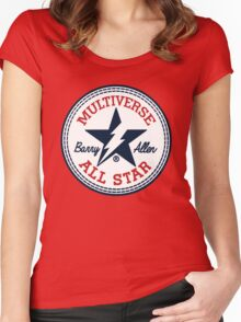Multiverse All Star Women's Fitted Scoop T-Shirt