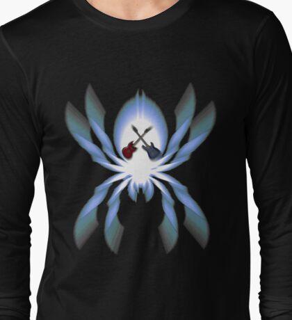 Spyder Guitars Long Sleeve T-Shirt