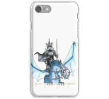 Witch King Duck of Angmar - Roi Canard d'Angmar iPhone Case/Skin